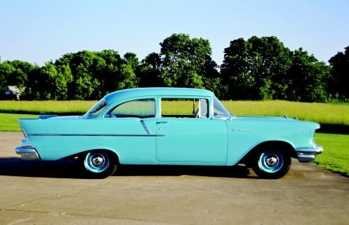 1957 Chevrolet 150   210 Series   The difference betw   Hemmings     1957 Chevrolet 150   210 Series