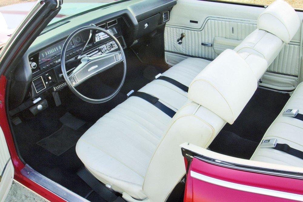 Un Ss 1970 Chevrolet Chevelle Malibu 400 We In Th