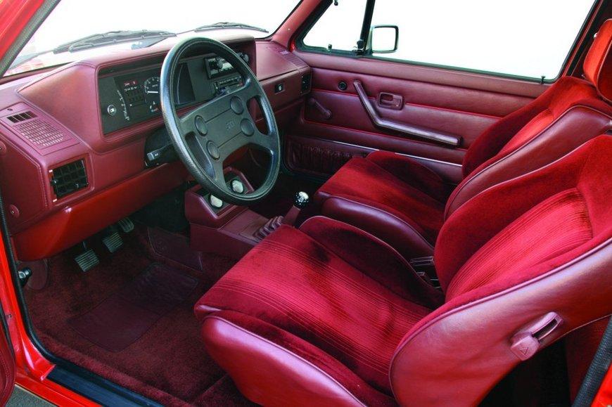 Late, But Still First  19831984 VW Rabbit GTI  Hemmings