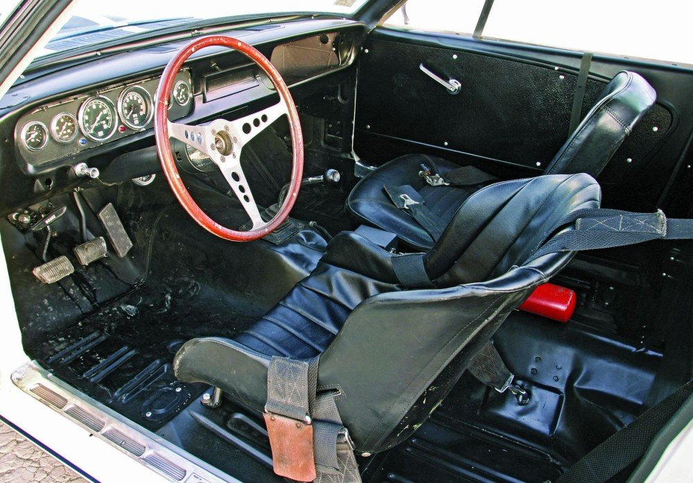 Track Only 1965 Shelby GT 350 Competition You C