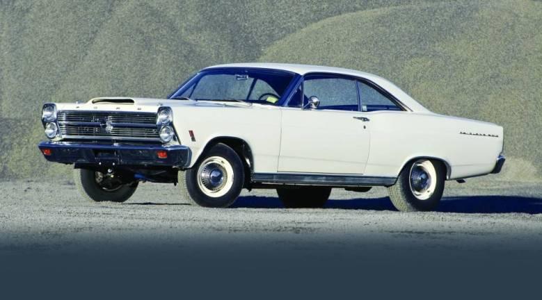 FE-rocious 427 - 1966 Ford Fairlane 500 427 - Returni - Hemmings Motor News