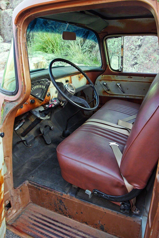 The Truck Trade 1957 Chevrolet 3100 Hemmings Motor News