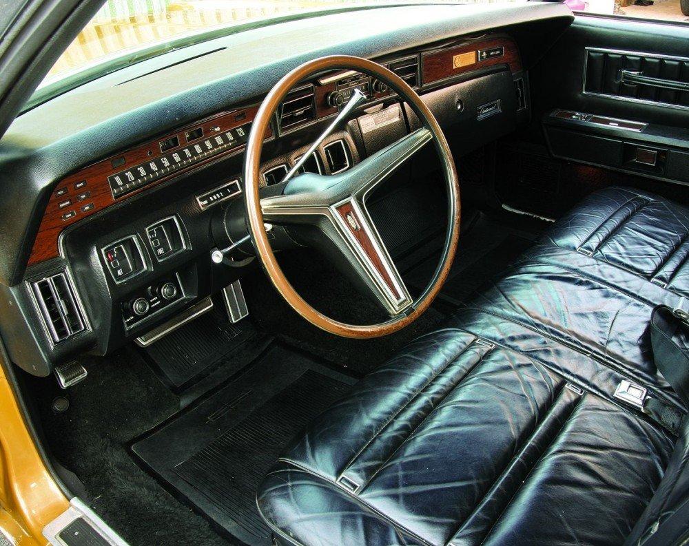 Golden Anniversary 1971 Lincoln Continental Linco