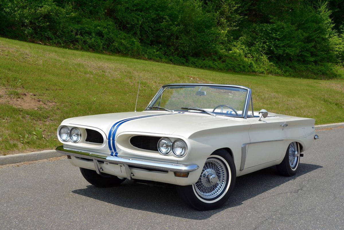 1961 Pontiac for sale  1837550   Hemmings Motor News 1961 Pontiac Convertible