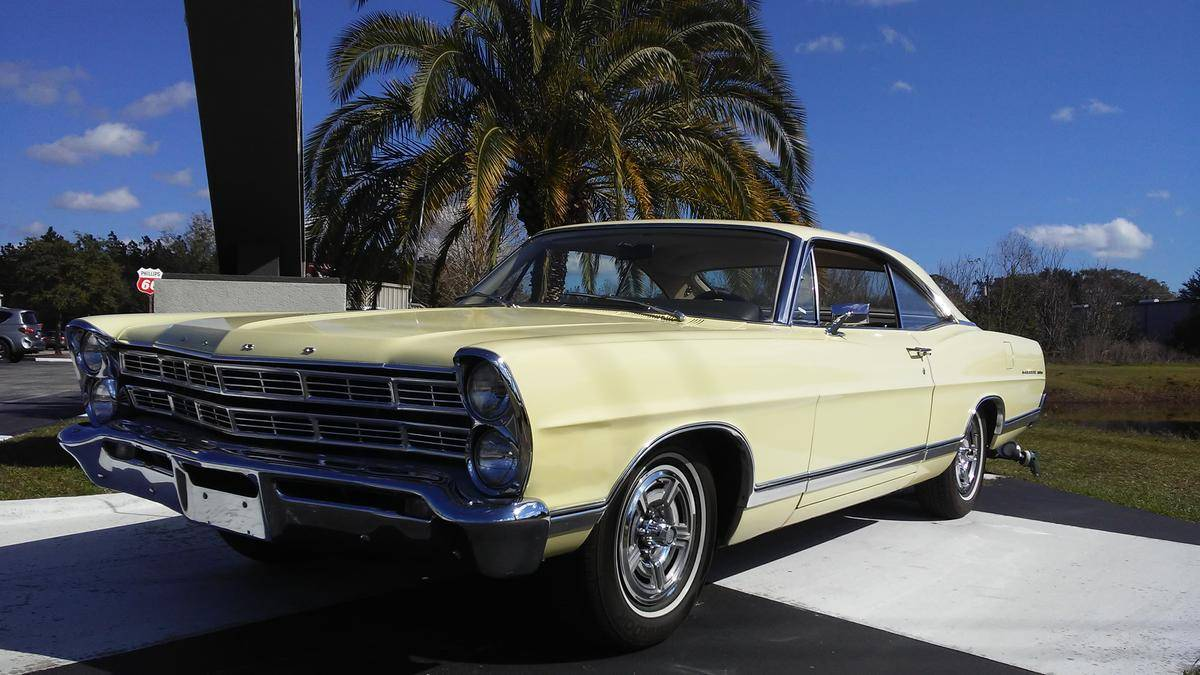1967 1 2 Ford Galaxie 500