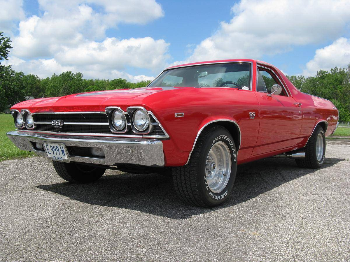 Chevrolet El Camino For Sale In South Africa My