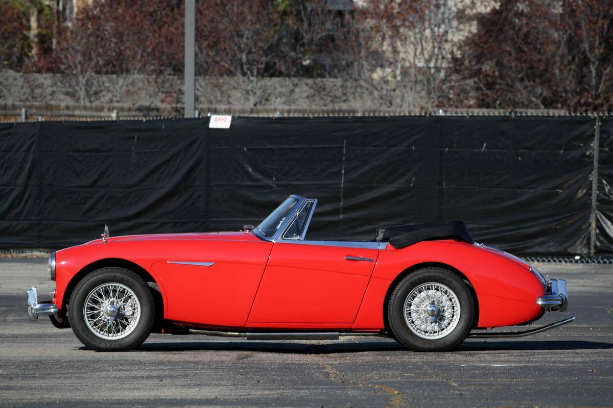 1963 Austin Healey 3000 MK II for sale  1961139   Hemmings Motor News     1963 Austin Healey 3000 MK II for Sale  5 of 30