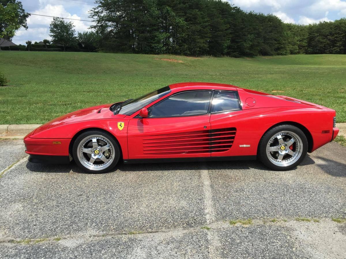 Ferrari 512r 1988 Testarossa