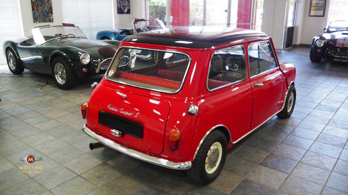 1966 Austin Mini Cooper For Sale 2032108 Hemmings Motor