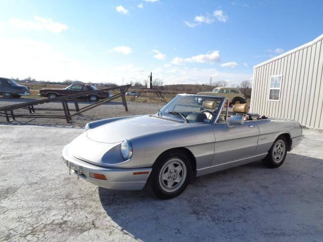 1991 Alfa Romeo Spider for sale #2049293  Hemmings Motor News