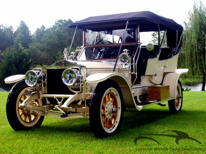 1909 Rolls-Royce Silver Ghost Roi des Belges Image 1 of 24