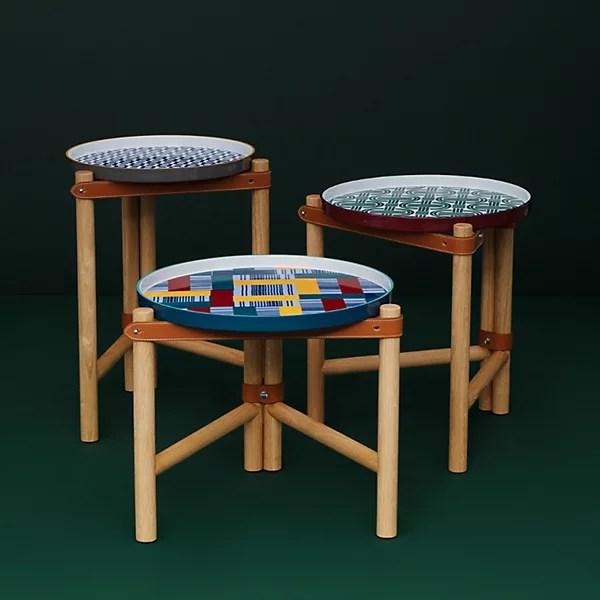 table d appoint les trotteuses d hermes