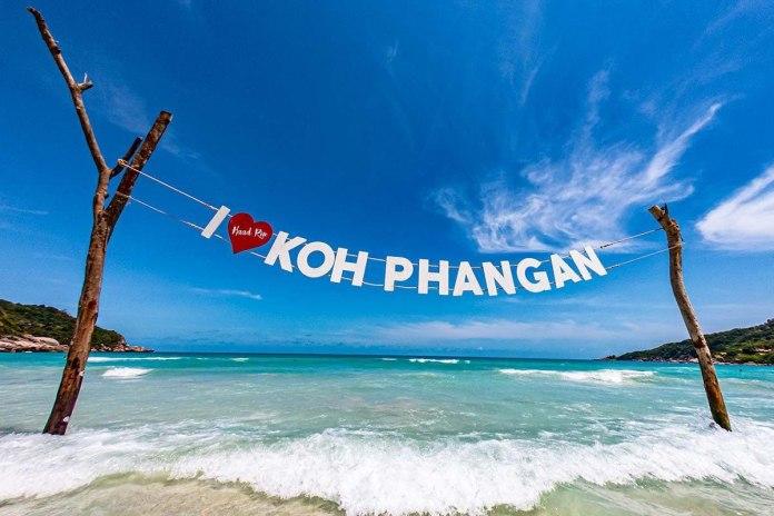 KOH Phang Ngan akan dibuka semula kepada pelancong. - FOTO Google
