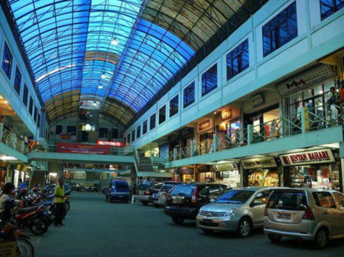 TANJUNG Pinang antara bandar utama atau pusat perniagaan. FOTO Ihsan Treasure Bay Bintan