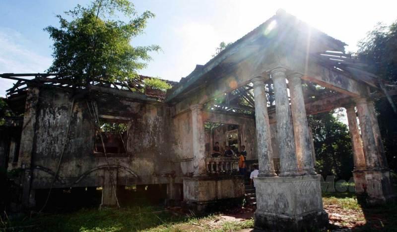 BANGLO mistik, Villa Nabila. FOTO Arkib NSTP