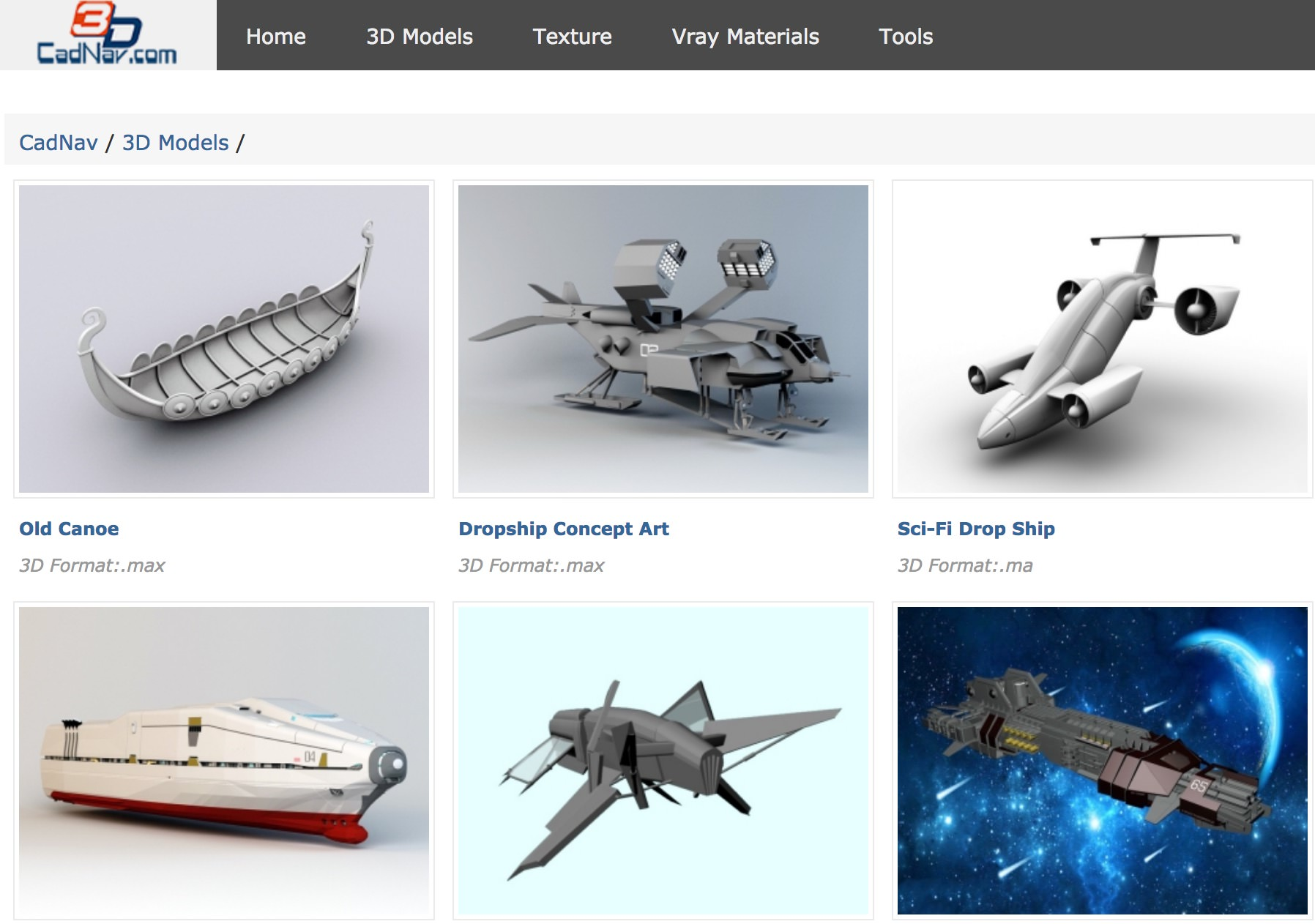 50 Sites To Download Free 3d Models Best Of Hongkiat
