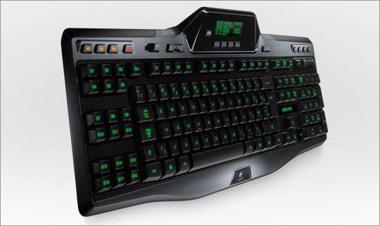 Клавиатура LogitechGamingG510