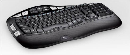Клавиатура LogitechWirelessK350
