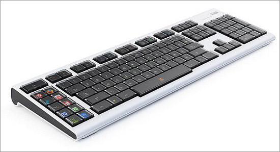 Клавиатура OptimusMaximus