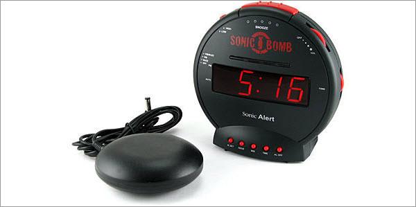 Alarm Clocks To Wake You Up Creatively