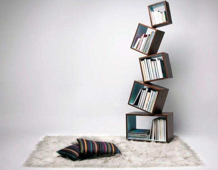 равновесие-книжный шкаф