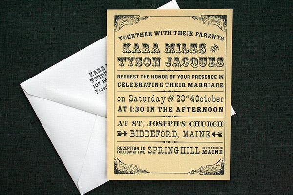 creative invitation card designs