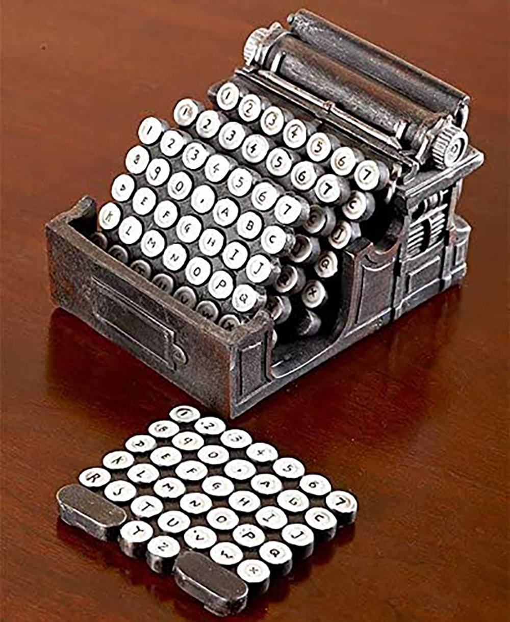 Пишущая машинка Coaster