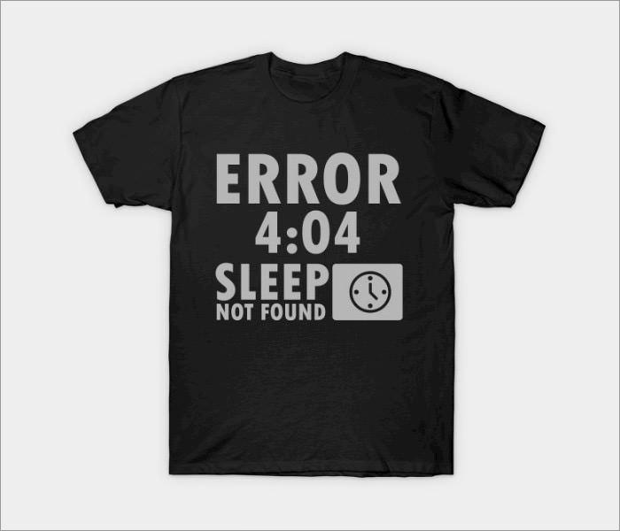 error-404-geek-t-shirt