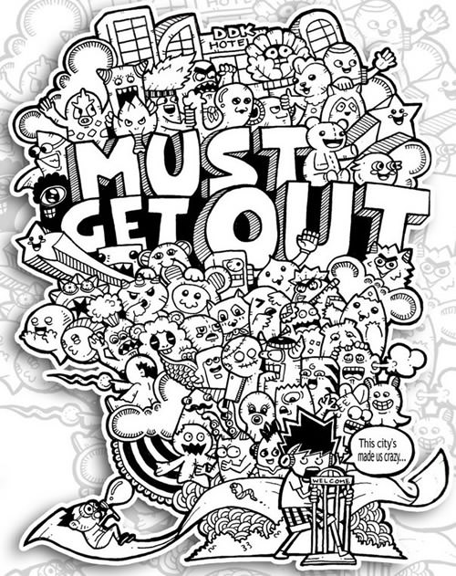 Must Get Out