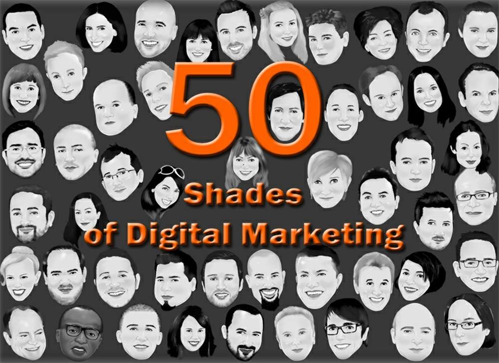 Пятьдесят оттенков цифрового маркетинга