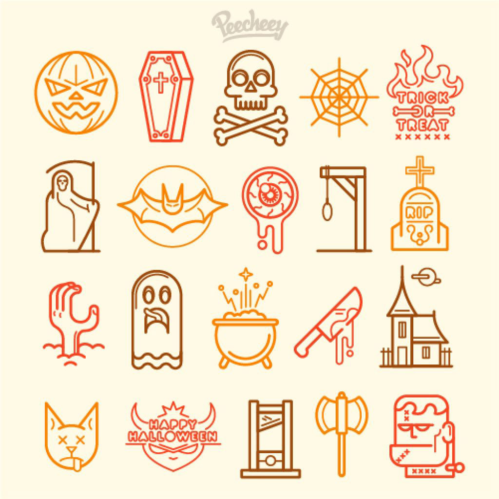 https://www.peecheey.com/halloween-icon-set-line-design-free-vector/