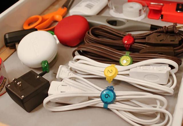 Dotz reusable cable straps