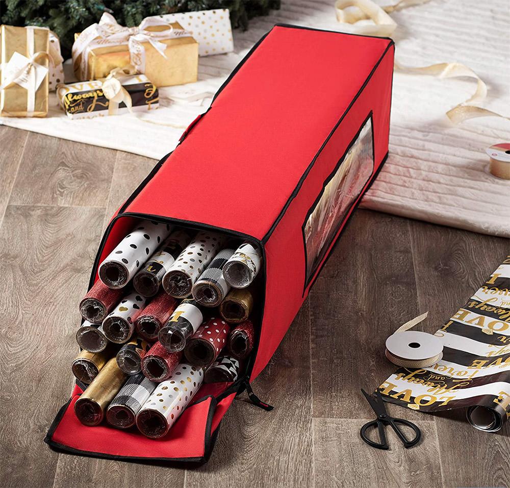 Хранение подарочной упаковки Zober
