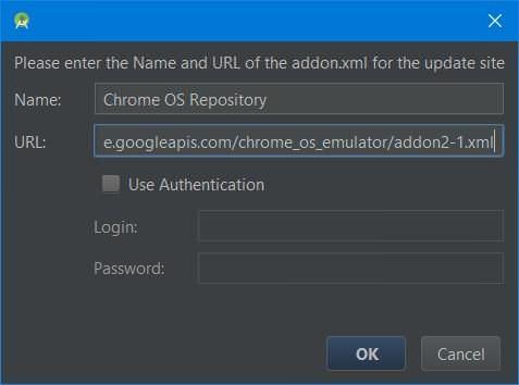 Add a new SDK Update Site