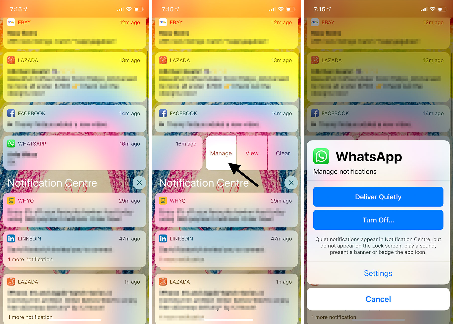 iOS 12: What's New with Notifications