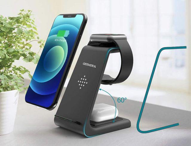 Geekera charging station