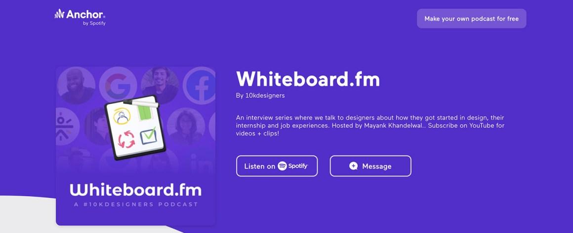Whiteboard.fm