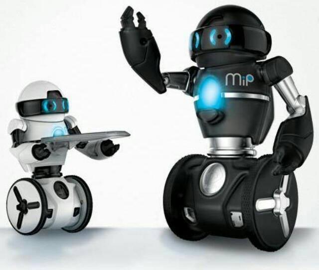 Двухколесный робот Omnnibot