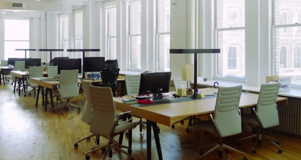 coworking space new york city general assembly desks