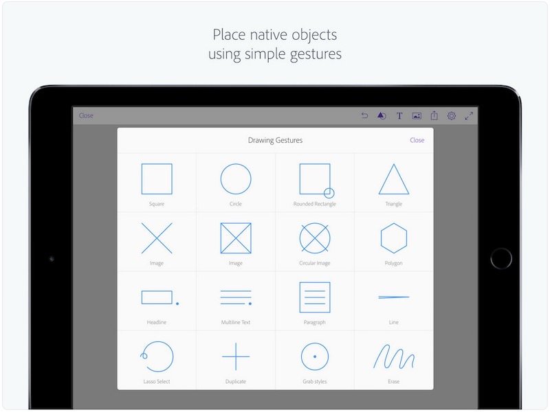 Adobe-comp-cc-ipad-app