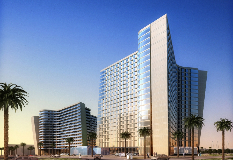 Hilton Riyadh Hotel And Residence Riyadh Saudi Arabia