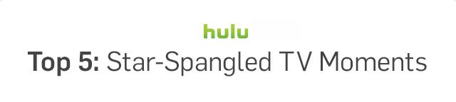 Hulu Top 5