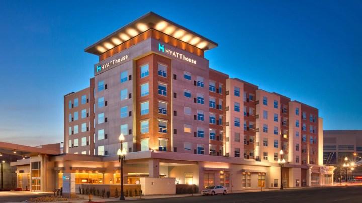 standorte hyatt hotels | karte von hyatt hotels und resorts