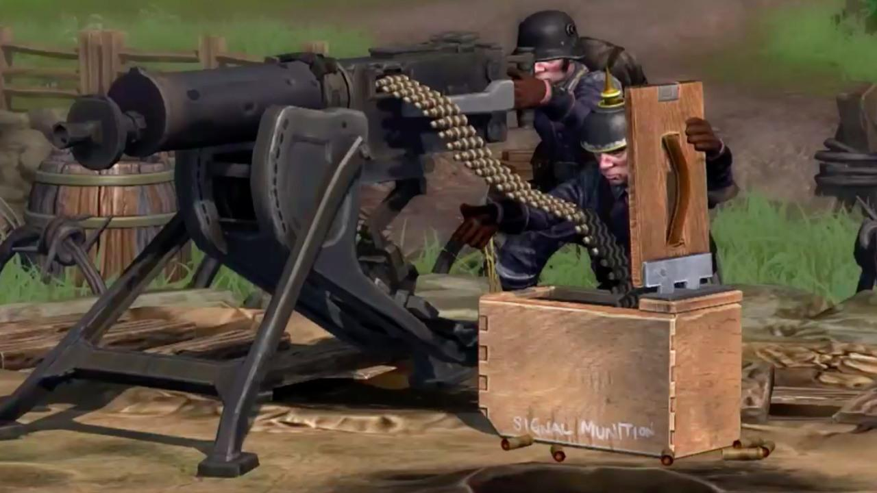 Toy Soldiers War Chest Army Focus IGN Video