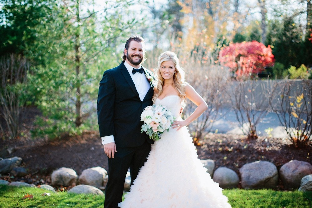 Real Arkansas Wedding Amazing Races Monica Cayce