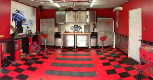 garage flooring buying guide