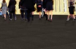 ef contract access walk off carpet tile