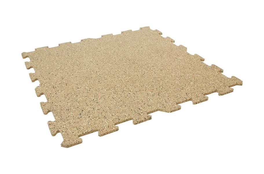 8mm strong rubber tiles designer series