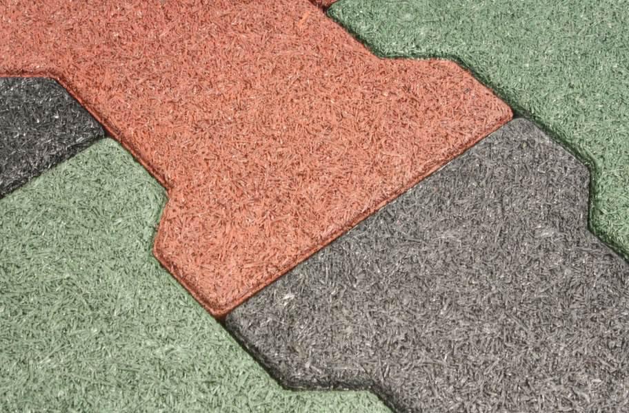 rubber pavers