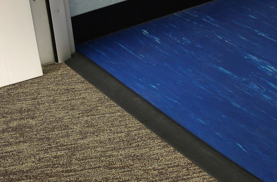 rubber floor ramps
